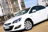 Opel Astra, 2015 г.в., бу с пробегом
